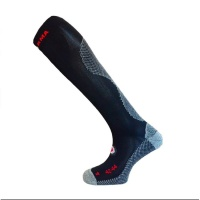 Носки Enforma Urban and Travel Compression black/anthracite 4-1019 L (42/44)